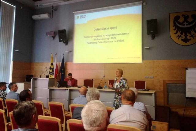 Jednym z celów strategii rozwoju sportu jest zwiększenie udziału mieszkańców Dolnego Śląska w szeroko rozumianym sporcie