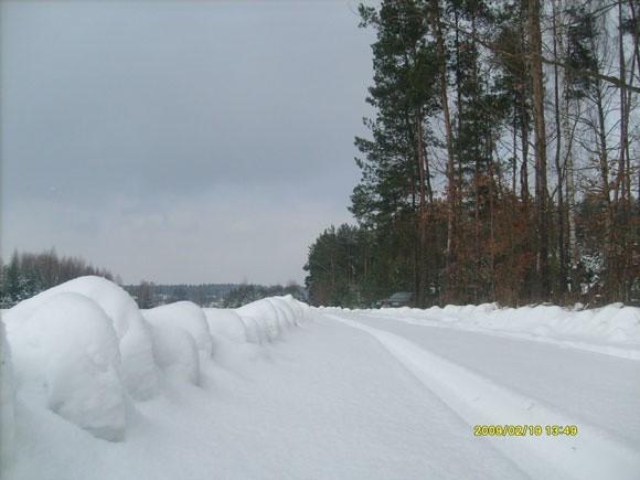 Zimowe pozdrowieniaZimowe pozdrowienia