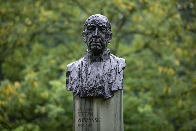 Kardynał Stefan Wyszyński, Kraków, Park im. Henryka Jordana