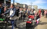 Kraków. Przeszedł Marsz Pamięci w hołdzie dla mieszkańców zgładzonych podczas Holokaustu