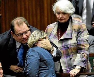 Parytety mają osłabić męską dominację w parlamencie Fot. Marcin Obara
