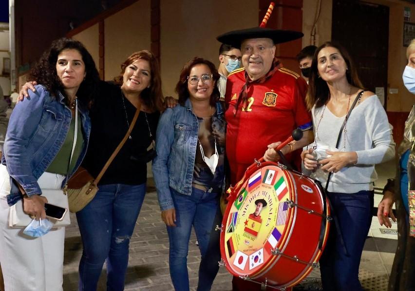 Manolo - jeden z najsłynniejszych hiszpańskich kibiców,...