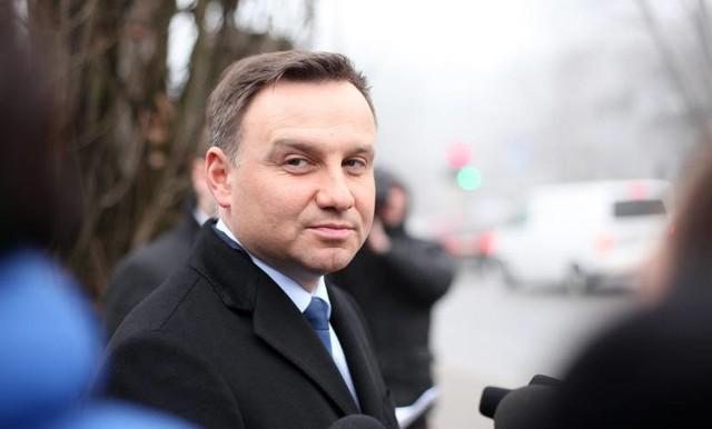 Andrzej Duda, kandydat Prawa i Sprawiedliwości na Prezydenta RP