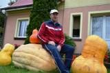 Gigantyczne dynie. Maryśka waży 210 kilogramów! [ZDJĘCIA, WIDEO]