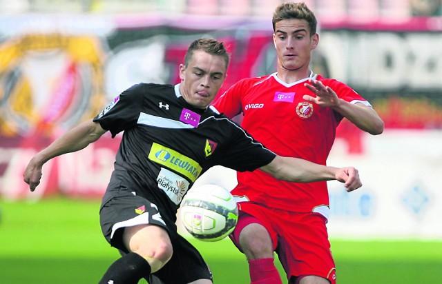 Patryk Stępiński jest przykładem Polaka, który wywalczył sobie miejsce i gra w Widzewie