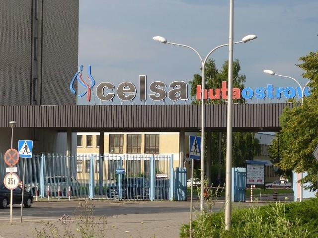 Inspekcja pracy w Hucie Celsa w Ostrowcu. Kontrolę ściągnęli związkowcyW Celsa Huta Ostrowiec trwa kontrola Państwowej Inspekcji Pracy.
