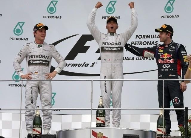 Formuła 1: Grand Prix Malezji 2014