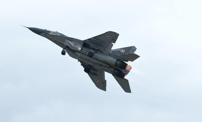 Na zdjęciu MiG-29. - Złą rzeczą jest utrata zaufania pilotów do maszyn, na których latają - zwraca uwagę Janusz Zemke. - A przypomnę, to połowa naszego lotnictwa - 2 pułki z MIG-ami 29 i 1 z Su-22