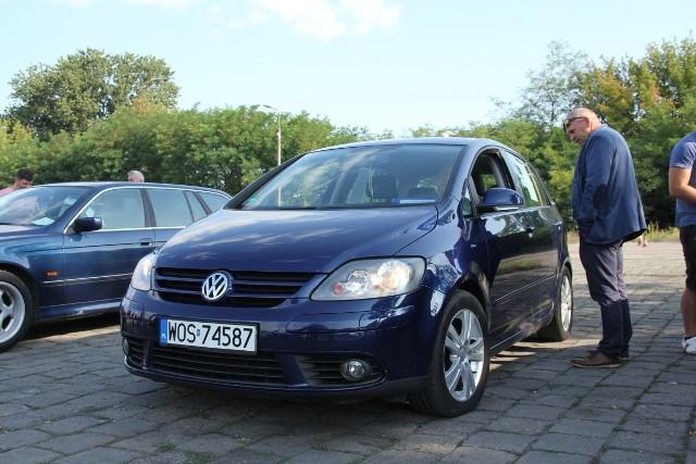 VW  Golf Plus Tour, rok 2007,1,9 diesel, cena 15 900zł