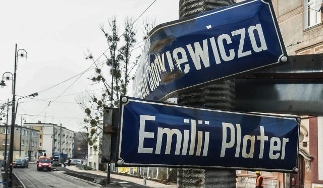 Na ul. Chodkiewicza trwa remont, czy bydgoszczanom trzeba przypominać, kim był patron tej ulicy?