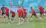 Polska trenowała ostatni raz w Gdańsku przed meczem ze Szwecją na EURO 2020. Jan Bednarek był na boisku [zdjęcia, wideo]
