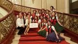 Tarnowskie chórzystki z Puellae Orantes podbiły serca azjatyckiej publiczności