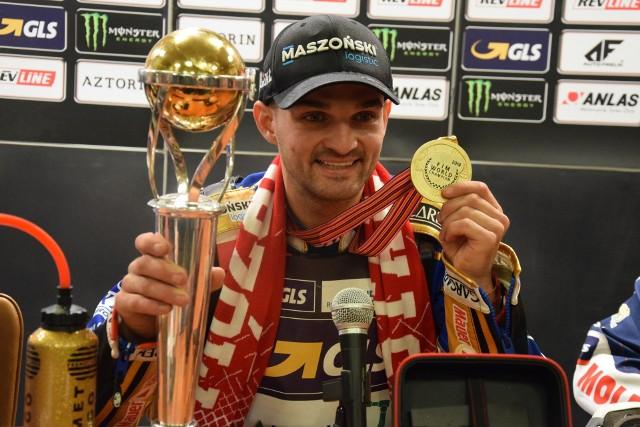 Bartosz Zmarzlik jest pierwszym mistrzem świata na żużlu z naszego regionu.