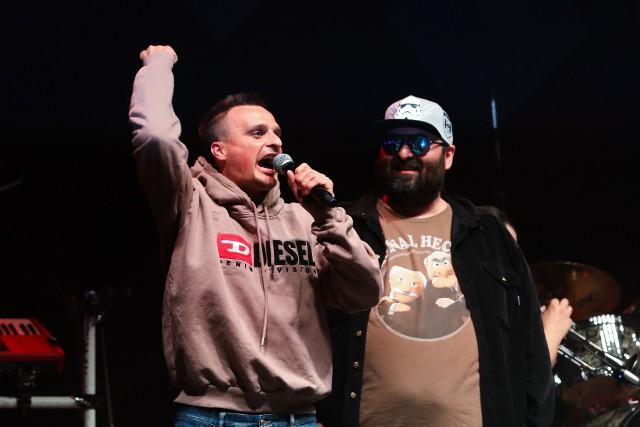 Sławomir Peszko i Adam Asanov