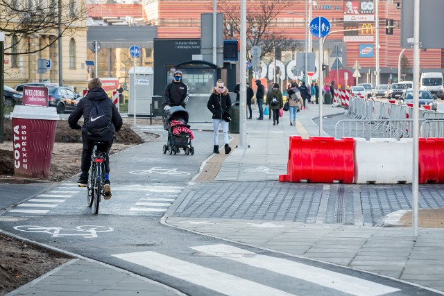 W ub. roku w Bydgoszczy do użytku oddanych 7 km dróg rowerowych. Miasto planuje już kolejne inwestycje.
