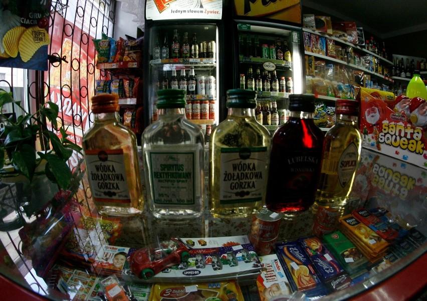 """W sklepie stacjonarnym alkohol jest """"produktem pierwszej..."""
