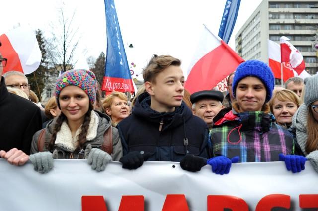Marsz Wolności i Solidarności 2015