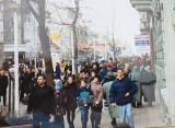 Jak wyglądała Łódź i jej mieszkańcy w latach dziewięćdziesiątych? Łódź w latach 90. XX wieku i jej mieszkańcy 16.09.2021