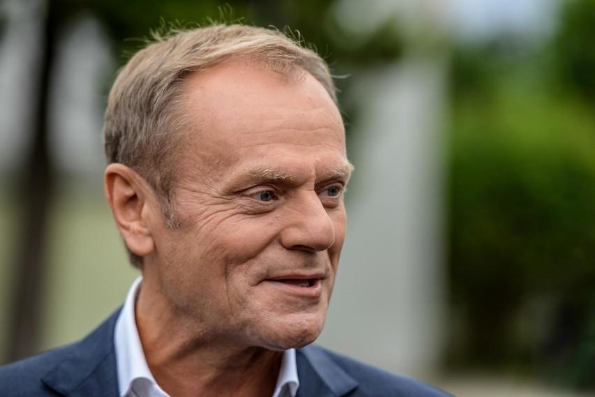Sondaż: wyborcy KO chcą, żeby Donald Tusk przewodził partii...