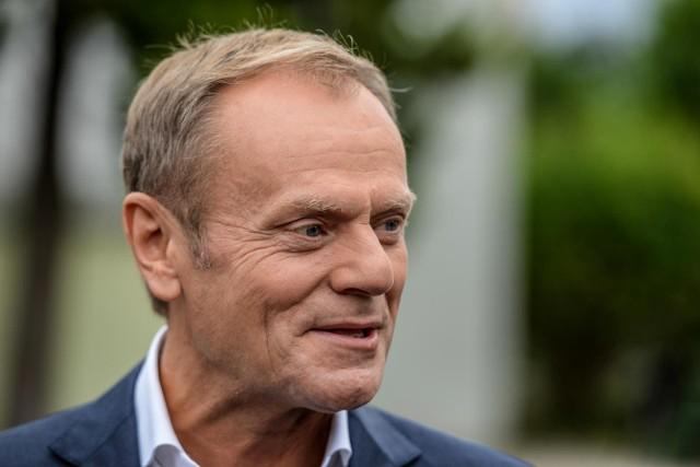 Sondaż: wyborcy KO chcą, żeby Donald Tusk przewodził partii bardziej, niż wyborcy PiS chcą Jarosława Kaczyńskiego na prezesa partii