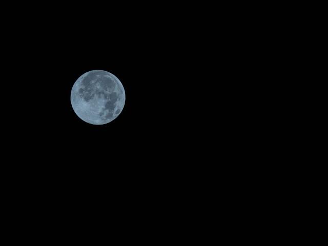 Przed nami pełnia Księżyca