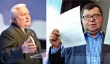 Lech Wałęsa napisał list w obronie Zbigniewa Stonogi. To nie uchroniło go przed zatrzymaniem