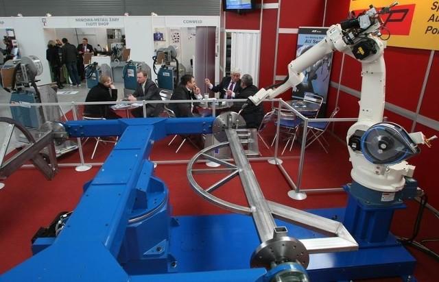 W ramach wystawy prezentowane są najnowsze maszyny, urządzenia oraz rozwiązania technologiczne i materiały stosowane w spawalnictwie
