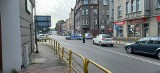 Wypadek w Siemianowicach Śląskich. W centrum miasta potrącono rowerzystę. Policja dementuje: to nie jest wypadek śmiertelny
