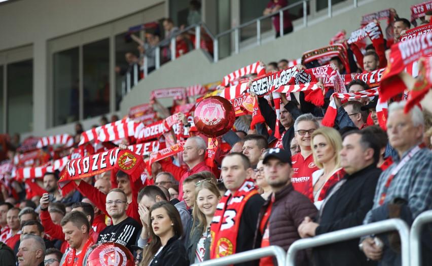 Kibice znów szczelnie będą wypełniać trybunę na meczach Widzewa w II lidze