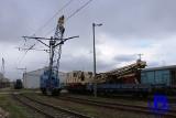 Kafar American z 1942 r. to jedyny taki dźwig kolejowy w Europie. Stoi w Dębicy, wkrótce trafi do Muzeum Parowozowni w Jarocinie [ZDJĘCIA]