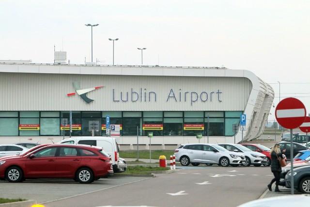 Port Lotniczy Lublin w 2020 r.