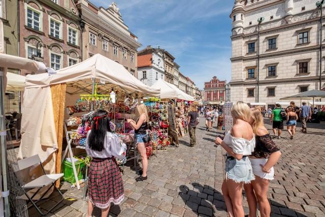 Jarmark Świętojański odbędzie się na Starym Rynku w dniach 4-19 lipca.