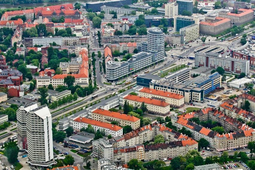 """70 lat temu, w styczniu 1951 roku, Wrocław """"wzbogacił się""""..."""