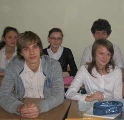 Rafał Czartoryski i Milena Deptuła, uczniowie ostatniej klasy Gimnazjum nr 5 są zgodni - wczorajszy próbny test z języka angielskiego nie był trudny