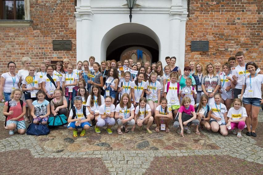 Najlepsi szkolni dziennikarze z całej Polski w Uniejowie