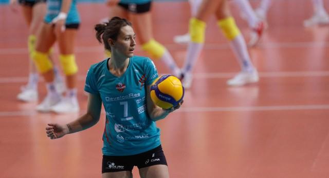 Jelena Blagojević spędzi czwarty sezon w Developresie Rzeszów.