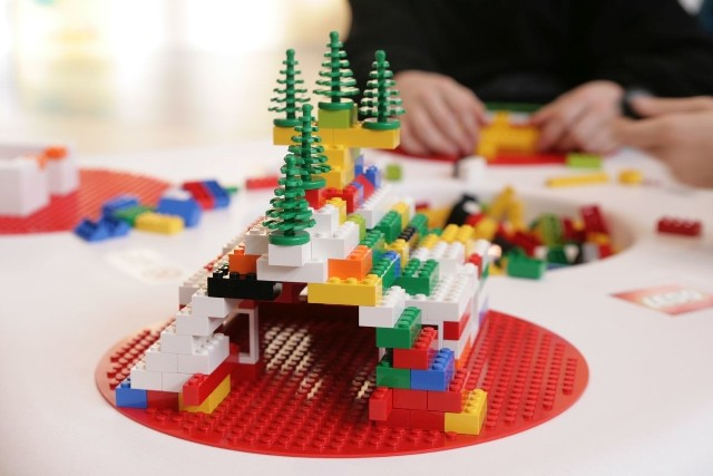 Niezwykłe konstrukcje z klocków Lego w Kielcach