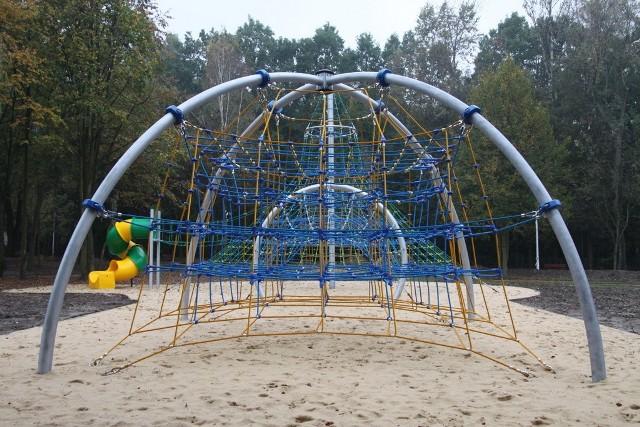 Ogród jordanowski w Parku Kuronia w Kazimierzu Górniczym ma być gotowy do 9 listopada