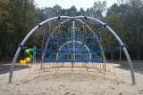 Sosnowiec: ogród jordanowski w parku im. Kuronia za miesiąc będzie gotowy [ZDJĘCIA]