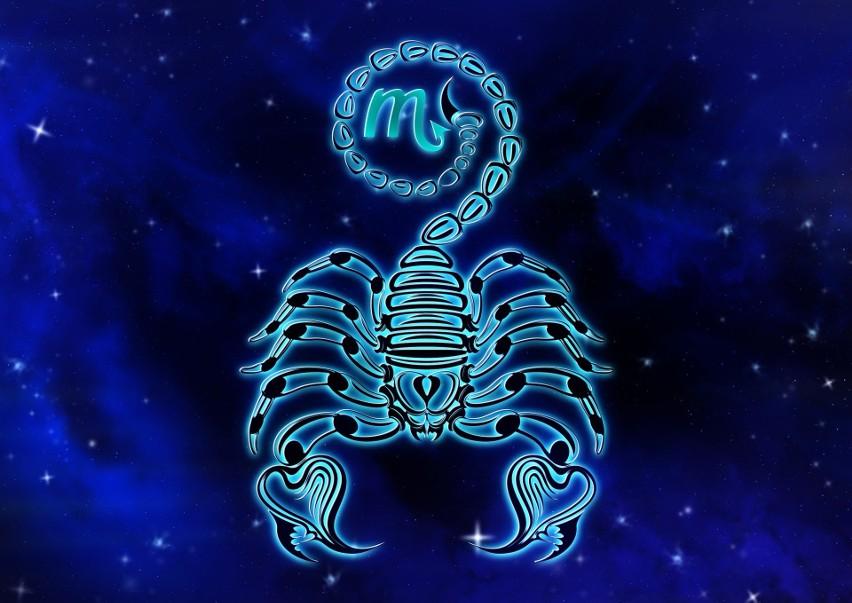 Skorpion (23 października - 21 listopada)...