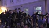 El. Euro 2020. Po meczu Czechy - Anglia doszło do brutalnych starć policji z kibolami [WIDEO]