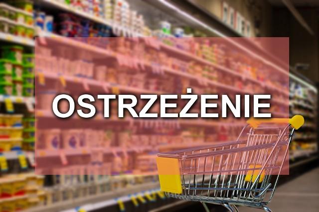 GIS informuje o wycofaniu ze sprzedaży produktów, w których wykryto bakterie, niedozwolone substancje, albo nie spełniają odpowiedniej jakości lub zostały nieprawidłowo oznakowane. Uwaga, spożywanie niektórych z nich może być niebezpieczne dla zdrowia.Zobacz, co zostało wycofane. Na liście są m.in., mrożonki popularnego producenta, słodycze, alkohol, przyprawy, przetwory warzywne, mięso, wędliny, produkty przeznaczone do kontaktu z żywnością. ▶▶