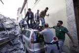 Włochy: Silne trzęsienie ziemi w środkowej części kraju. Zginęło 247 osób [ZDJĘCIA+VIDEO]