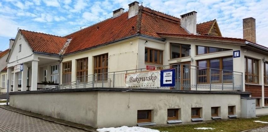 Sanatorium dla rolników miało powstać w majątku po byłej szkole rolniczej w Supraślu. Tam też mieścił się ośrodek Bukowisko