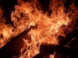 Krynki: Pożar domu. Zapaliło się poddasze