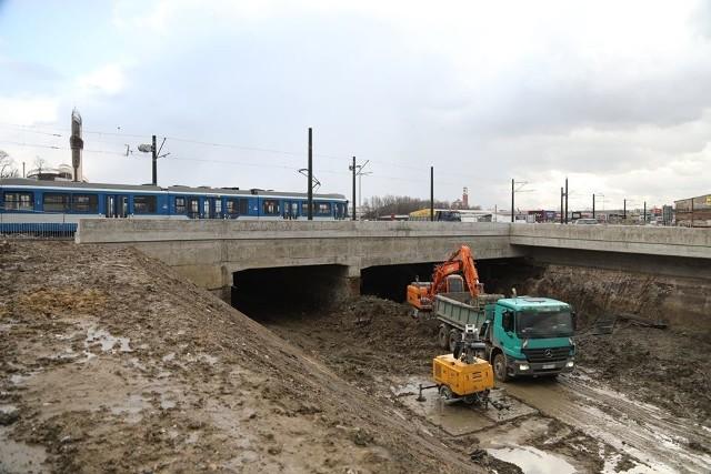 Budowa Trasy Łagiewnickiej