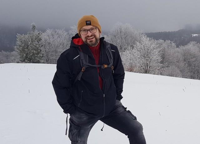 Mateusz Barczyk, zastępca dyrektora Centrum Meteorologicznej Osłony Kraju, synoptyk Instytutu Meteorologii i Gospodarki Widnej Państwowego Instytutu Badawczego