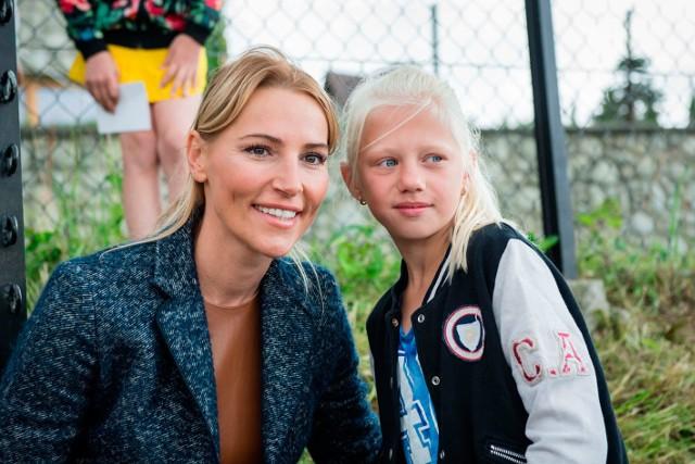 Dzieci odwiedziła mistrzyni Sylwia Gruchała.