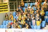 Kibice na meczu siatkarzy LUK Politechnik. Zobacz zdjęcia