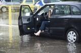 IMGW wydał ostrzeżenie przed intensywnymi opadami deszczu dla województwa podlaskiego [12.10.2020]